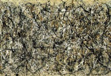 One: Number 31 di Jackson Pollock