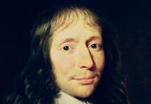 Blaise Pascal, autore dei Pensieri, in un celebre ritratto